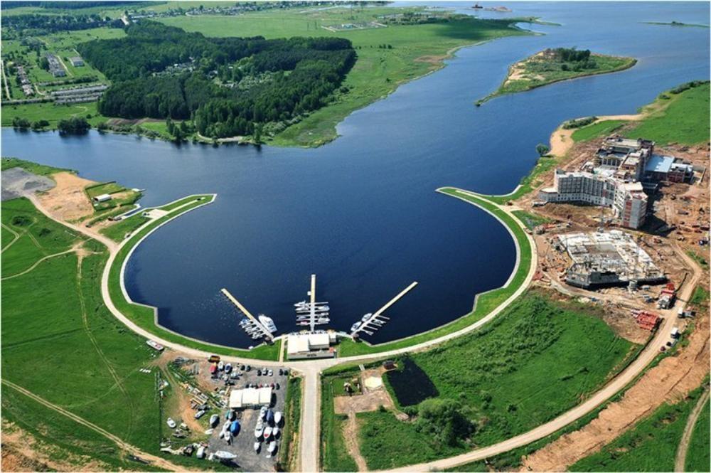 Комплекс обеспечивающей инфраструктуры в устьевом участке реки Шоши для туристско-рекреационного кластера