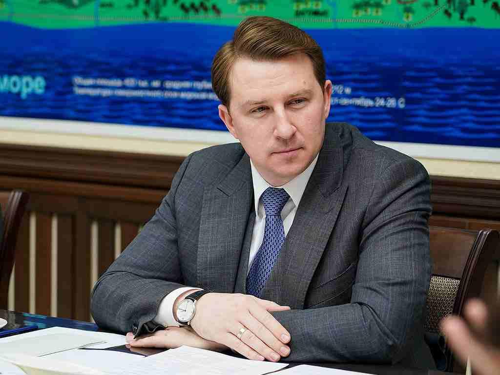 Алексей Копайгородский, мэр города Сочи