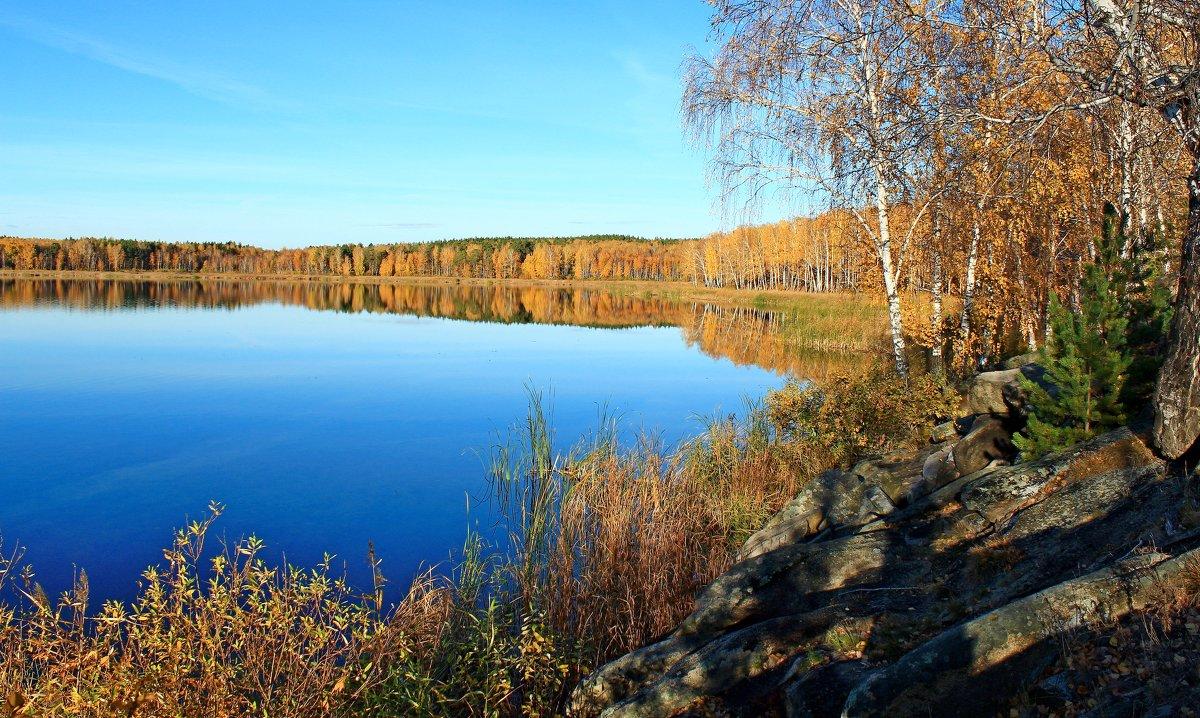 Озеро Большой Боляш