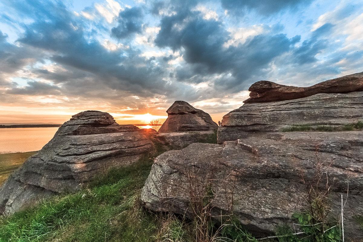 Святилище Аллаки: каменные палатки