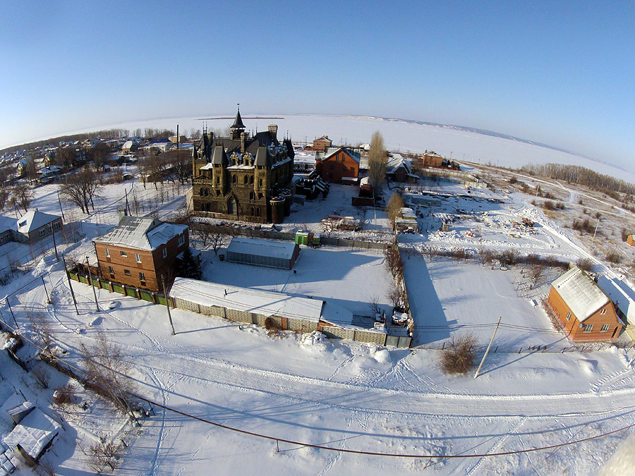 Село Хрящевка