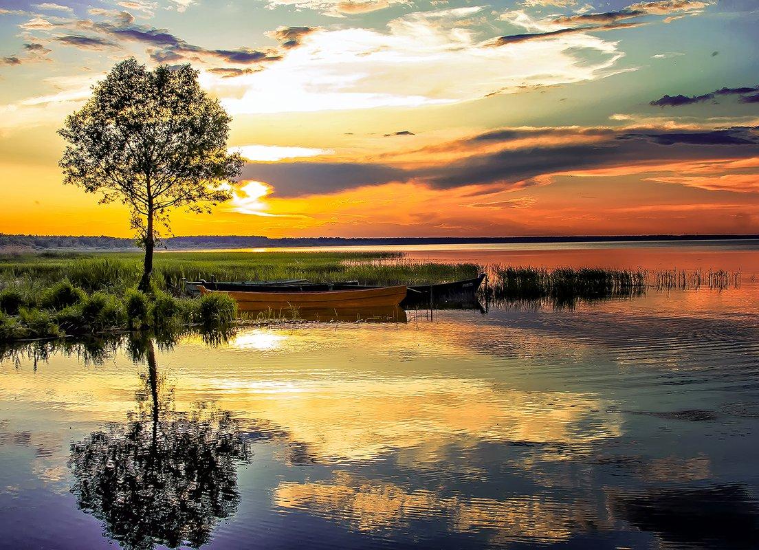 Национальный парк «Плещеево озеро»