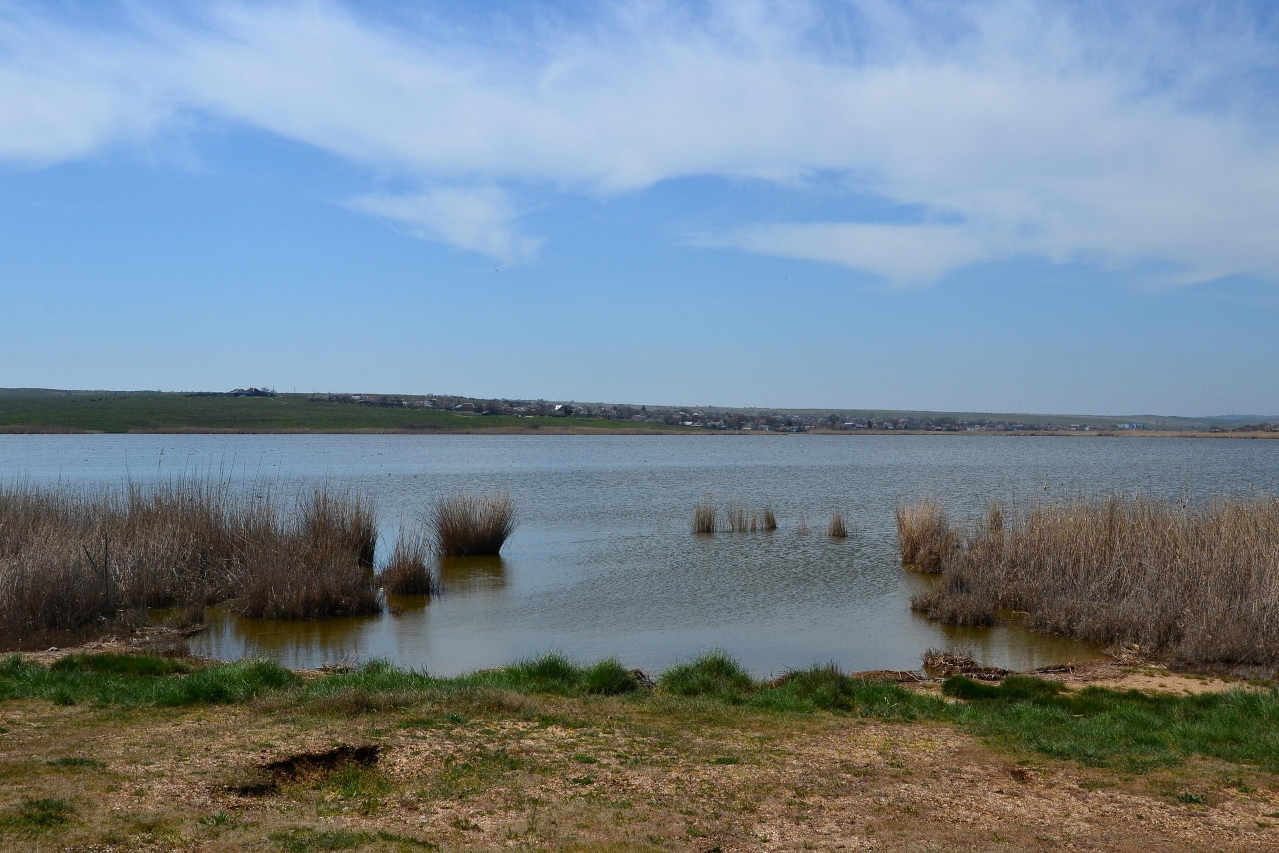 Озеро Малый Мисяш