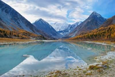 Озеро Ак-Кем