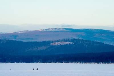 Гора Инышко