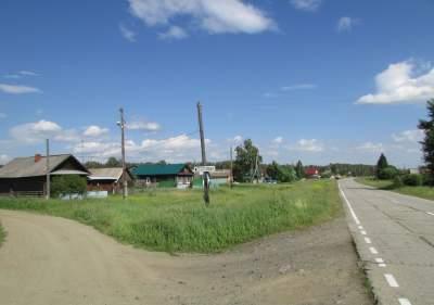 Деревня Аллаки
