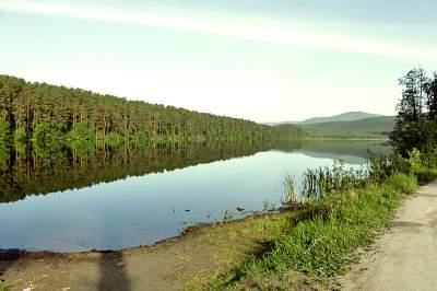 Озеро Инышко